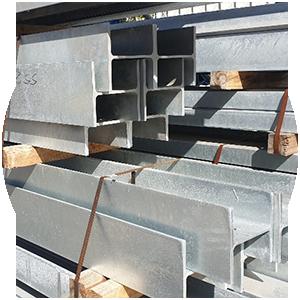 Galvanised Steel Channels